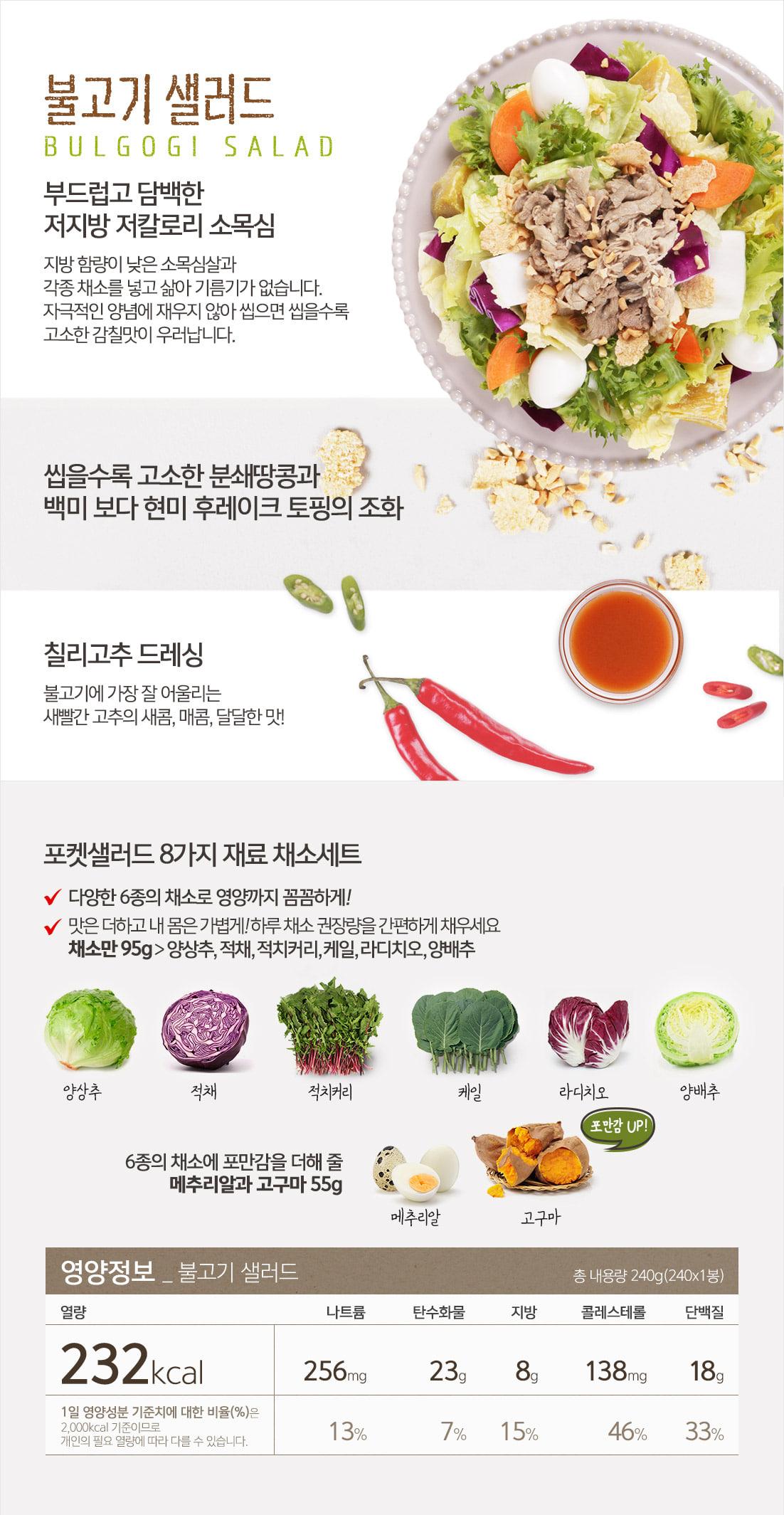 불고기_샐러드상세_재료설명