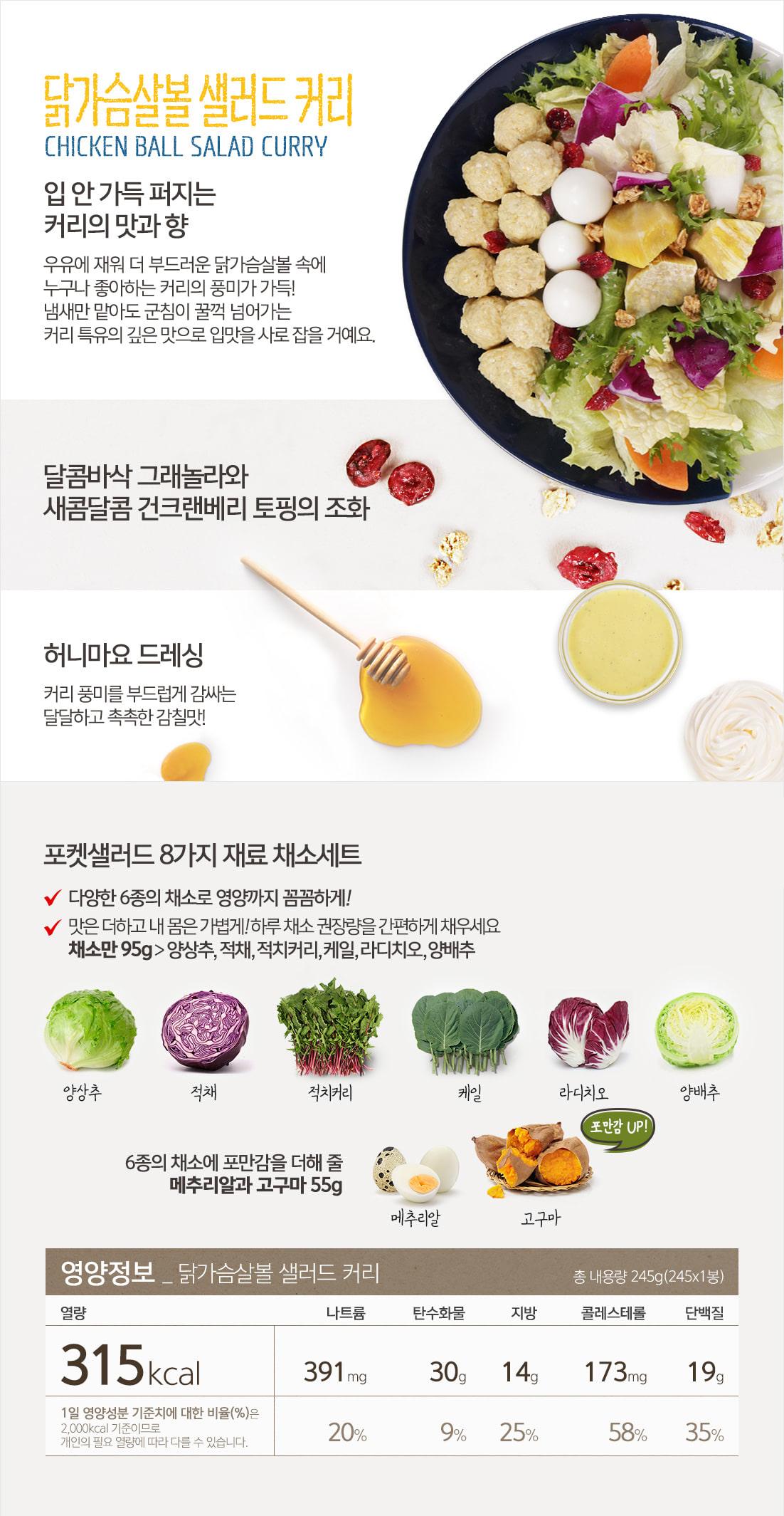 닭볼(커리)_영양정보